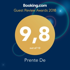 9.8 van booking.com
